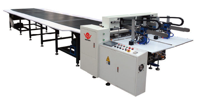 Automatic Gluing Machine / Semiautomatic Rigid Box Making Machine